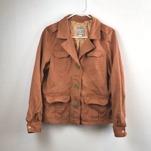 Old Navy Women's Jacket Burnt Orange size Large
